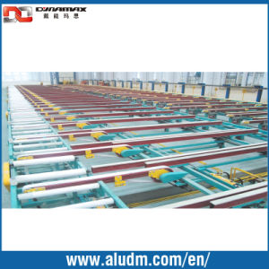 Felt Belt Type Cooling Table/Extrusion Handling System pictures & photos