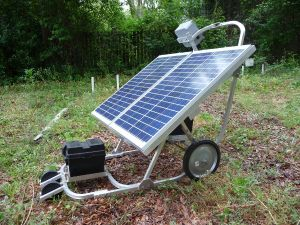 Solar Water Pump for Water Cycle/Pond Fountain/Rockery Fountain pictures & photos