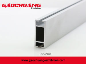 40mm Aluminum Beam Extrusion for Octanorm Exhibition Booth Stand (GC-Z400) pictures & photos