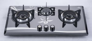 Three Burner Gas Stove (SZ-LW-126)