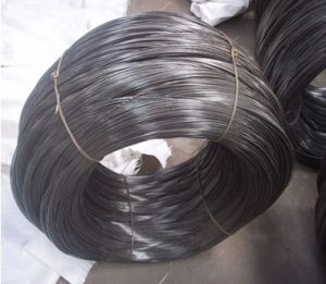 Anping Low Price Hot Sale High Tensile Black Annealed Wire pictures & photos