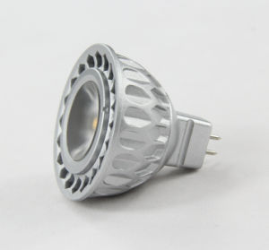 12V/24V 4.5W COB MR16 LED Bulb with CE RoHS ERP pictures & photos