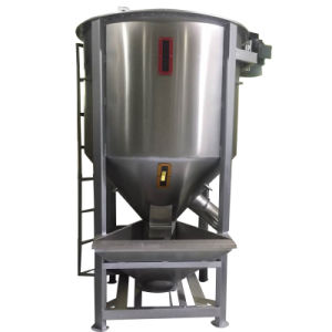 Granule Color Mixer with Heating Function Optinal