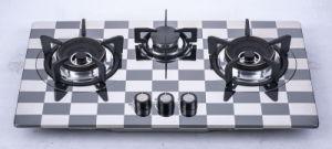 Three Burner Gas Stove (SZ-LX-261)