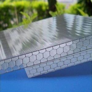 Lexan 8mm Sabic Lexan Polycarbonate Honeycomb