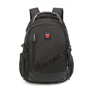 Strong Waterproof Canvas School Backpack pictures & photos