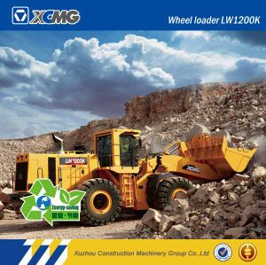 XCMG Official Lw1200k\Lw1200kn 12ton Wheel Loader pictures & photos