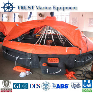 Solas CCS Ec Approved Reversible Inflatable Life Raft pictures & photos