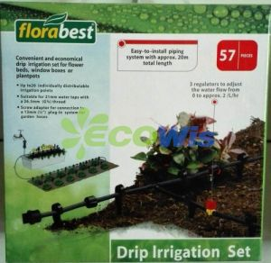 57PCS Micro Garden Watering Drip Irrigation Set (HT1113) pictures & photos