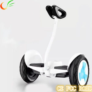 2 Wheel Self Balance Green Travel Scooter with Foot Control pictures & photos