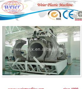 HDPE/PP Double Wall Plastic Corrugated Pipe Production Line pictures & photos