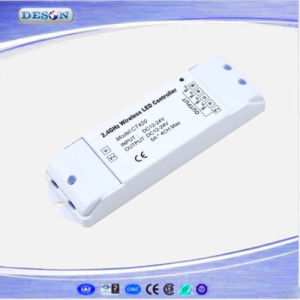 12-24VDC 5A*4 Channel 2.4GHz/RF Remote Control RGBW LED Driver pictures & photos