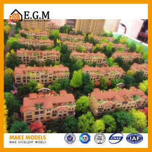 Residential Building Models/Real Estate Model/Project Building Model