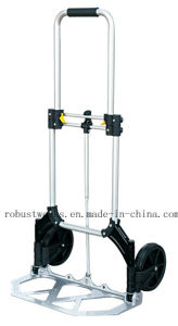 Foldable Aluminium Hand Truck (HT022) pictures & photos