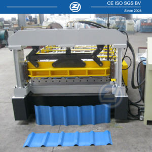 Hangzhou Roof Roll Forming Machine Design pictures & photos