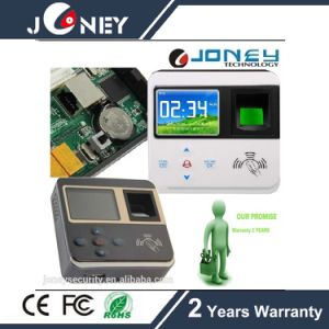 2.4 Inch TFT Display Fingerprint Standalone Access Control with Wg26/34 pictures & photos