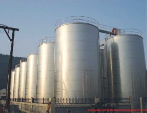 Wine Dairy Class Stainless Steel Tank pictures & photos