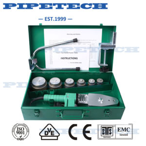 Plastic Pipe and Fitting Fusion Welding Machine 220V pictures & photos