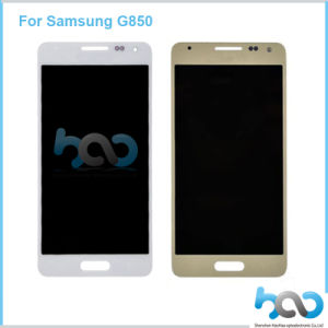 Mobile Phone Digitizer Touch Screen LCD Display for Samsung G850