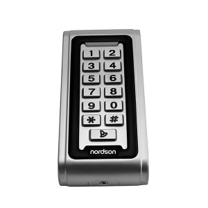 Hot Sales RFID Metal Door Access Controller with Luminous and Doorbell pictures & photos