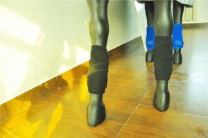 Horse Equipment Polar Fleece Bandage pictures & photos