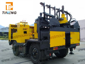 Hydraulic Static Penetration CPT Truck/Cone Penetration Test Truck pictures & photos