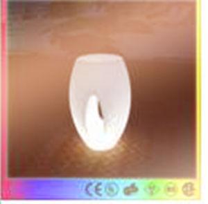 New LED Illuminate Flower Vase/LED Outdoor Vases/LED Plastic Vase pictures & photos