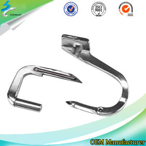 Polishing Stainless Steel Casting Sewing Machine Parts pictures & photos