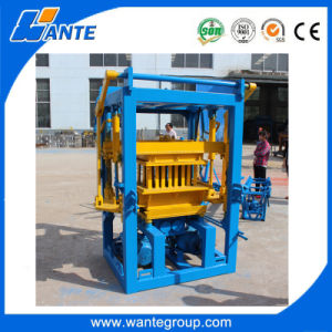 Semi-Automatic Mini Factory for The Production of Concrete Machine pictures & photos