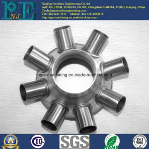 High Quality Steel Alloy Forged Parts pictures & photos