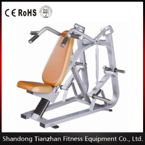 Tz-5055 Commercial Gym Equipment Plate Loaded Incline Press pictures & photos