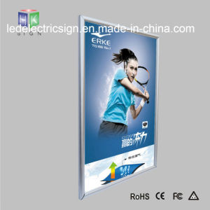 Single Side Aluminum Frame Light Box Sign with Advertising Sign pictures & photos