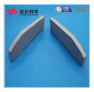Customized Carbide Cutting Inserts for Wood Processing pictures & photos