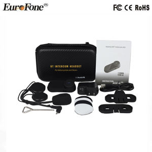 Fdc-02vb Hot Selling Motorcycle Bluetooth Helmet Headset, High Quality Bluetooth Intercom pictures & photos