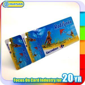 Membership Management Reward Coupon PVC Key Tag pictures & photos