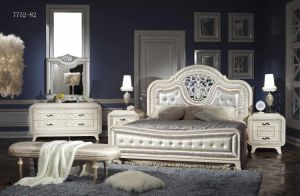 Classical MDF Bedroom Furniture pictures & photos
