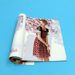 Fashion Soft Cover Book Printing Services Factory