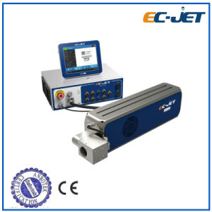 Date Code Marking Machine CO2 Laser Printer with Ipg Source pictures & photos