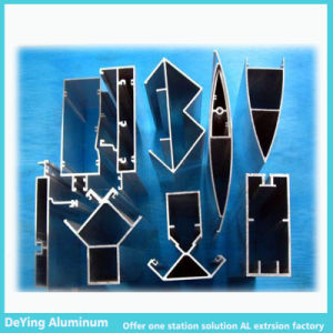 Professional Manufacturer Industrial Aluminum Profile with Customer Design Different Shapes pictures & photos
