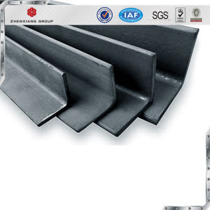 China Tianjin Wholesale ASTM A36 Low Carbon Equal Steel Angle pictures & photos