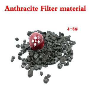 95%Carbon Calcined Anthracite Coal as Carbon Additive (XG-A045) pictures & photos