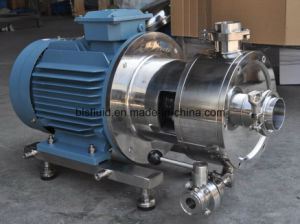 Stainless Steel High Shear Mixer (BRH-BRL) pictures & photos