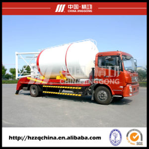Tank-Carrying Truck for Dry-Mixed Mortar From China pictures & photos