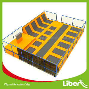 Hot Sale with Same USA Quality and Soft Mat Trampoline Park for Amusement pictures & photos