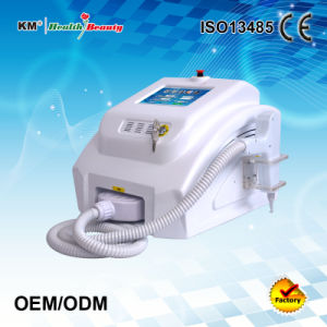 Professional Q-Switch ND YAG Laser Tattoo Removal Beauty Machine pictures & photos