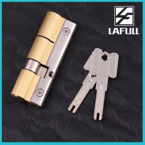 90mm Secureity Level C High Quality Brass Door Lock Cylinder pictures & photos