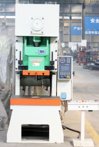 High Speed C-Frame Pneumatic Power Press Machine 125ton pictures & photos