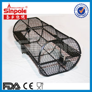 Barbeque Tool Rotisseire BBQ Grill Basket pictures & photos