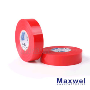 PVC Electric Insulation Tape/PVC Flame Retardance Tape0.13mm*18mm*10m pictures & photos