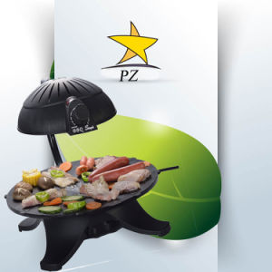 3D Smokeless Infrared Barbecue Grill (ZJLY) pictures & photos